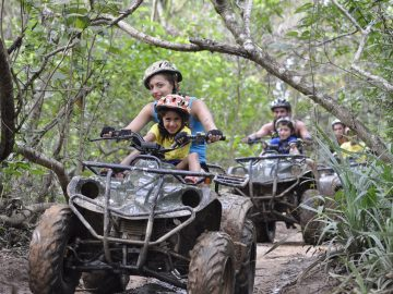 1-Hour Safari tour by Quad Bike-Phuket