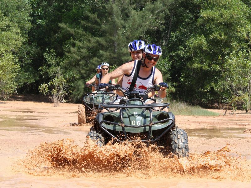 2-Hour Safari tour by Quad Bike-Phuket