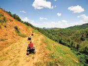 3 Hours ATV tour in Phang Nga