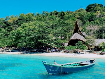 Banana Beach Koh Hey (Coral Island)