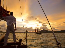 June Bahtra - Sunset Dinner Cruise