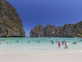 Phi Phi island tour - full tour
