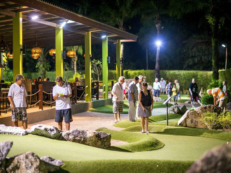 Phuket Adventure Mini Golf – Day pass