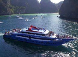 Phuket - Phi Phi Island ferry