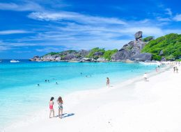 Similan Islands - Full Day tour