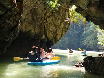 Andaman Sea Kayak, Hong Island, Phang Nga Bay