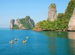 Expedition Express 2 Days 1 Night, Phang Nga Bay, John Gray's Seacanoe