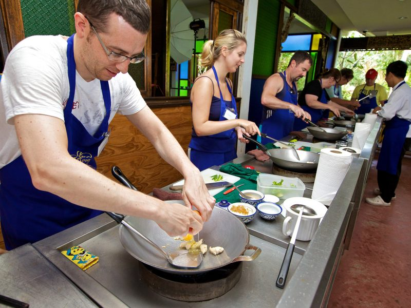 Phuket Thai Cookery School
