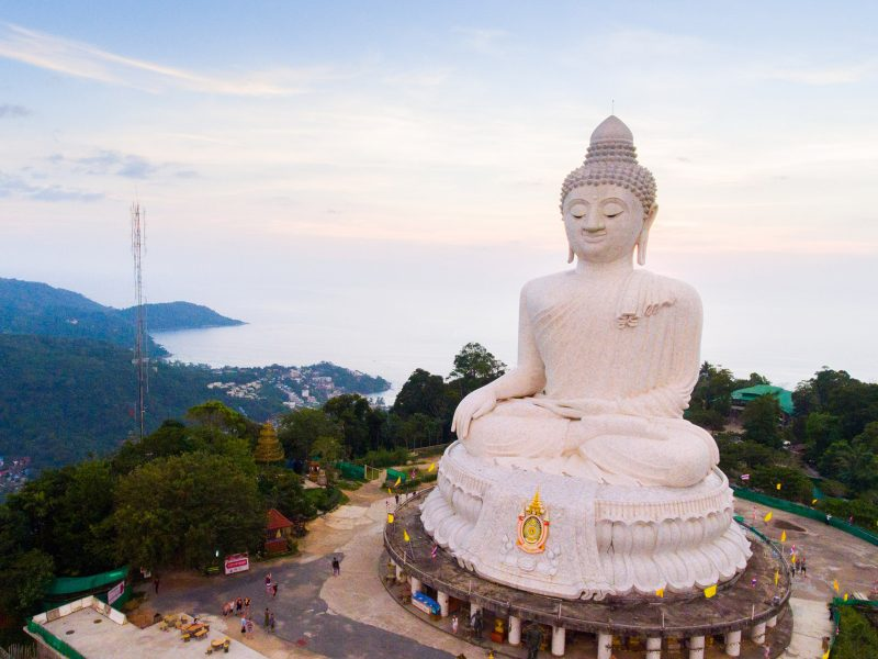 Touching tour - half day tour in Phuket