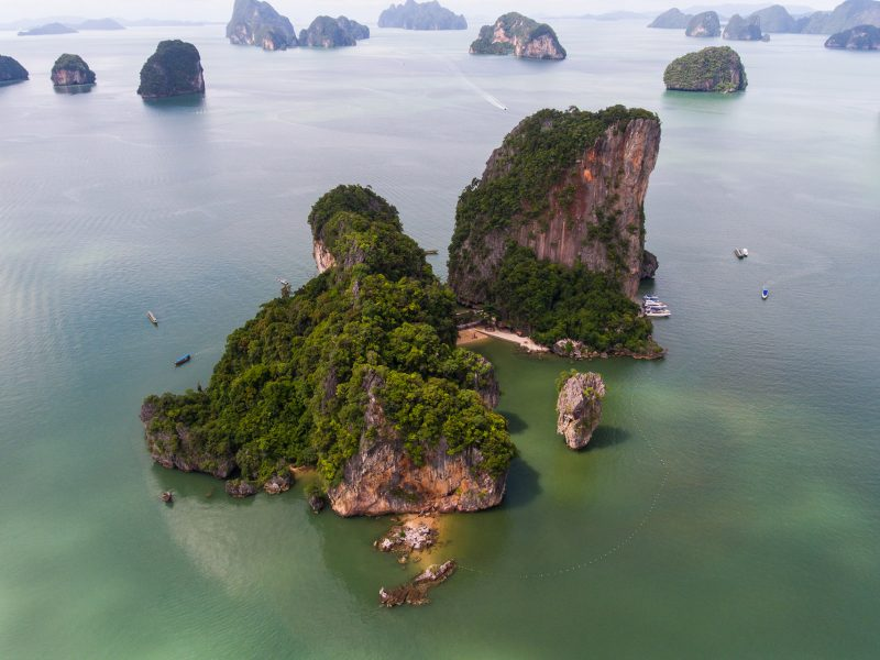Private Phang Nga Bay by Speedboat Tour