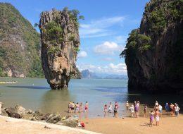 James Bond Canoe & Naka Island Tour by Cruise