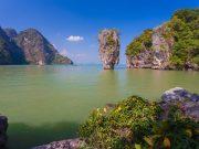 James Bond- Khai Island by Speedboat